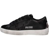 kengät Naiset Matalavartiset tennarit Uma Parker 790221 BLACK