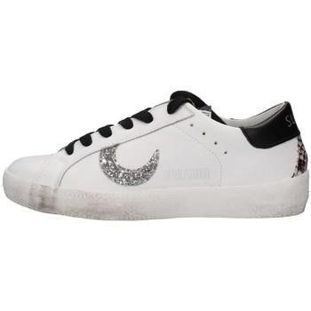 kengät Naiset Matalavartiset tennarit Uma Parker 810221 WHITE