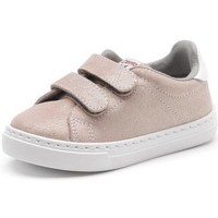 kengät Tytöt Tennarit Cienta Chaussures fille  Deportivo Scractch Glitter rose