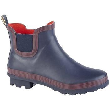 kengät Naiset Bootsit Stormwells  Navy/Red