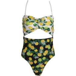 vaatteet Naiset Kaksiosainen uimapuku Brave Soul  Green
