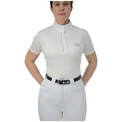 vaatteet Naiset Paitapusero / Kauluspaita Hyfashion  Arctic White