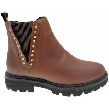 kengät Naiset Nilkkurit Calzaturificio Loren LOC3955ma marrone