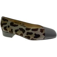 kengät Naiset Balleriinat Calzaturificio Loren LOA1117 nero