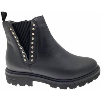 kengät Naiset Nilkkurit Calzaturificio Loren LOC3955ne nero