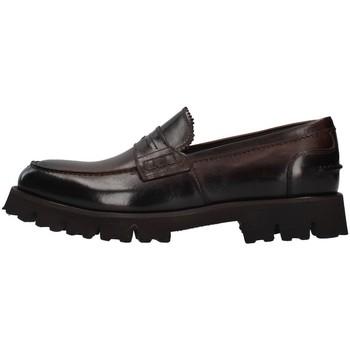 kengät Miehet Mokkasiinit Dasthon 1304 BROWN