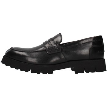 kengät Miehet Mokkasiinit Dasthon 1304 BLACK