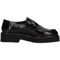 kengät Naiset Mokkasiinit Triver Flight 482-06 BLACK