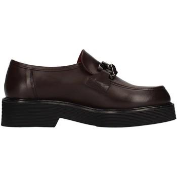 kengät Naiset Mokkasiinit Triver Flight 482-07 BROWN