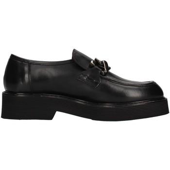 kengät Naiset Mokkasiinit Triver Flight 482-07 BLACK