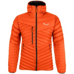 vaatteet Miehet Toppatakki Salewa Ortles Light 2 Rds M HD Jkt Oranssin väriset