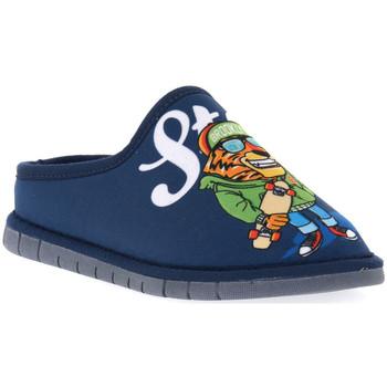kengät Pojat Tossut Grunland BLU G7 FIMO Blu