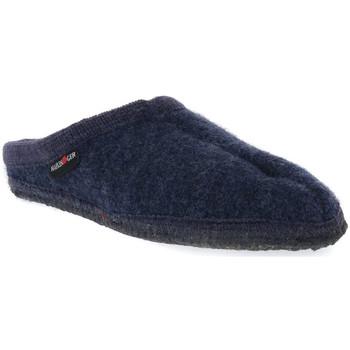 kengät Naiset Tossut Haflinger ALASKAJEANS WALKSTOFF CALZ G Blu