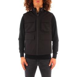 vaatteet Miehet Takit / Bleiserit Calvin Klein Jeans K10K107878 BLACK