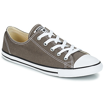 kengät Naiset Matalavartiset tennarit Converse ALL STAR DAINTY OX ANTHRACITE