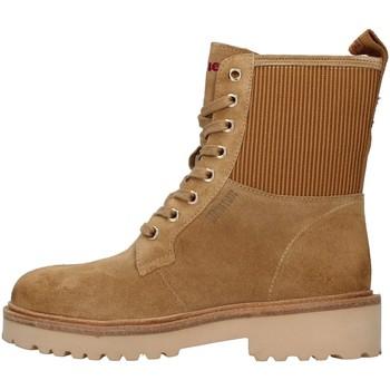 kengät Naiset Saappaat Blauer F1IVY01/SUE BEIGE