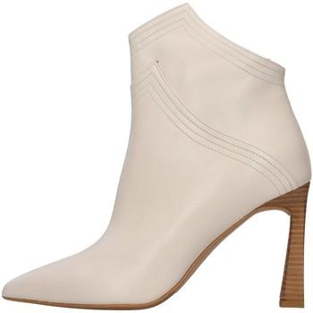 kengät Naiset Nilkkurit Albano 1007A WHITE