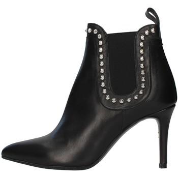 kengät Naiset Nilkkurit Albano 1078A BLACK