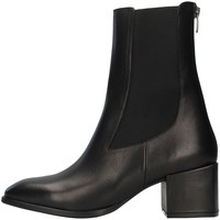 kengät Naiset Nilkkurit Albano 1056A BLACK