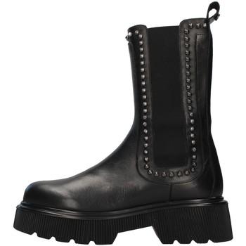 kengät Naiset Nilkkurit Albano 2023A BLACK