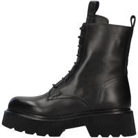 kengät Naiset Nilkkurit Albano 1083A BLACK