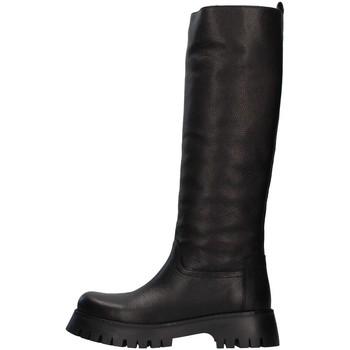 kengät Naiset Saappaat Albano 1075A BLACK