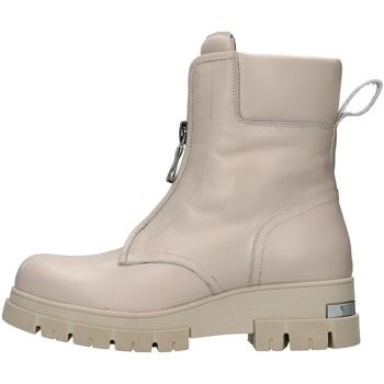 kengät Naiset Nilkkurit Albano 1084A WHITE