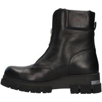 kengät Naiset Nilkkurit Albano 1084A BLACK