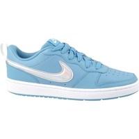 kengät Lapset Matalavartiset tennarit Nike Court Borough Low 2 FP Vaaleansiniset