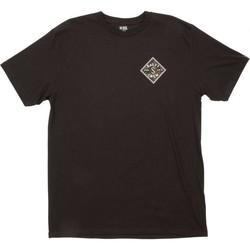 vaatteet Miehet Lyhythihainen t-paita Salty Crew T-shirt  Tippet Decoy Standard noir