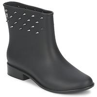 kengät Naiset Bootsit Melissa MOON DUST SPIKE Black