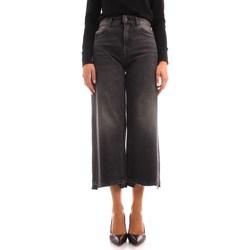 vaatteet Naiset 3/4 & 7/8-pituiset farkut Manila Grace J417D1 BLACK