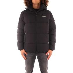 vaatteet Miehet Toppatakki Calvin Klein Jeans K10K107485 BLACK