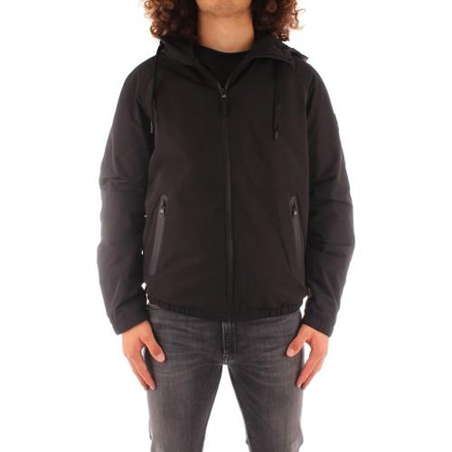 vaatteet Miehet Svetari Calvin Klein Jeans K10K106699 BLACK