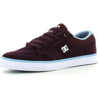 kengät Naiset Matalavartiset tennarit DC Shoes Nyjah Vulc Red