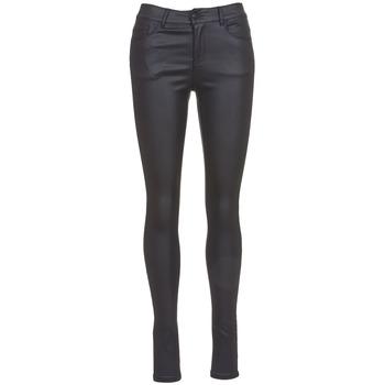 vaatteet Naiset 5-taskuiset housut Vero Moda SEVEN Black