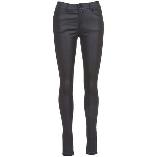 vaatteet Naiset Slim-farkut Vero Moda SEVEN Black