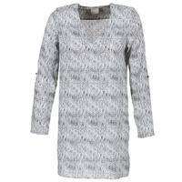vaatteet Naiset Lyhyt mekko Vero Moda COOLI Black / White