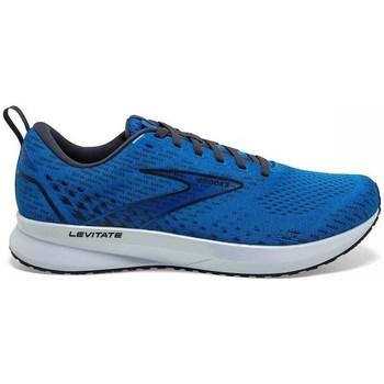 kengät Miehet Juoksukengät / Trail-kengät Brooks Levitate 5 Vaaleansiniset