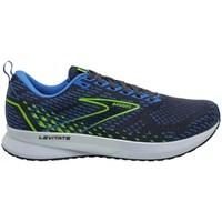 kengät Miehet Juoksukengät / Trail-kengät Brooks Levitate 5 Grafiitin väriset