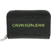 laukut Naiset Lompakot Calvin Klein Jeans Sculpted Mono Med Mustat
