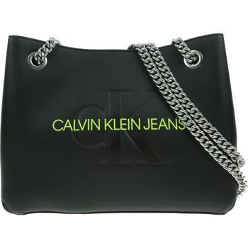 laukut Naiset Käsilaukut Calvin Klein Jeans Sculpted Cony Mustat