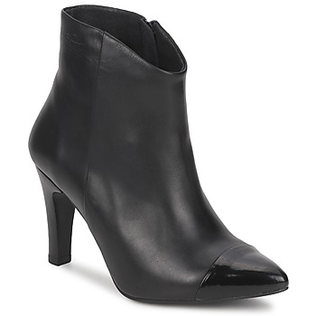 kengät Naiset Nilkkurit Pastelle ARIEL Black