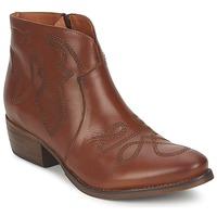kengät Naiset Bootsit Pastelle JANE Camel