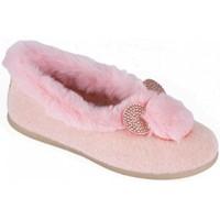 kengät Lapset Vauvan tossut Conguitos 25738-18 Vaaleanpunainen