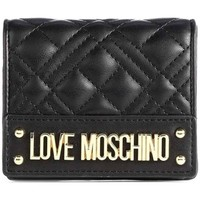 laukut Naiset Lompakot Love Moschino JC5601PP1DLA0000 Mustat