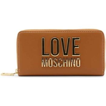 laukut Naiset Lompakot Love Moschino JC5611PP1DLJ020A Ruskeat