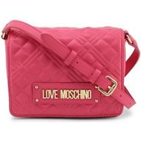 laukut Naiset Olkalaukut Love Moschino JC4002PP1CLA0604 Vaaleanpunaiset