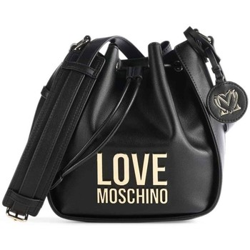 laukut Naiset Olkalaukut Love Moschino JC4103PP1DLJ000A Mustat