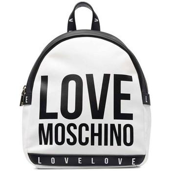 laukut Naiset Reput Love Moschino JC4183PP1DLI0100 Valkoiset
